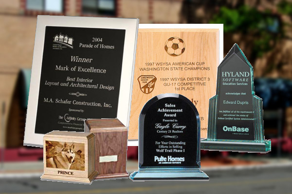 Awards, trophies and memorial
